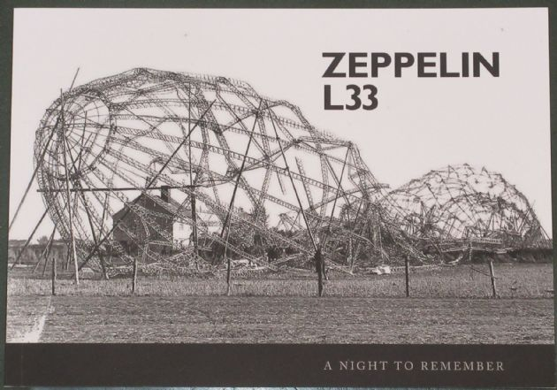 Zeppelin L33, A Night to Remember, by Geoff Gonella